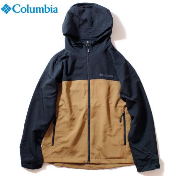 Columbiaコロンビアジャケットウインドブレーカーアウトドアトレッキングキャンプ