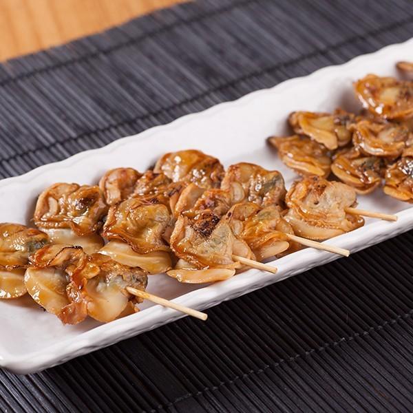 浦安の老舗 越後屋が炭火で焼く江戸前の焼き蛤と焼き浅蜊のお試しセット|chiki-gift|02