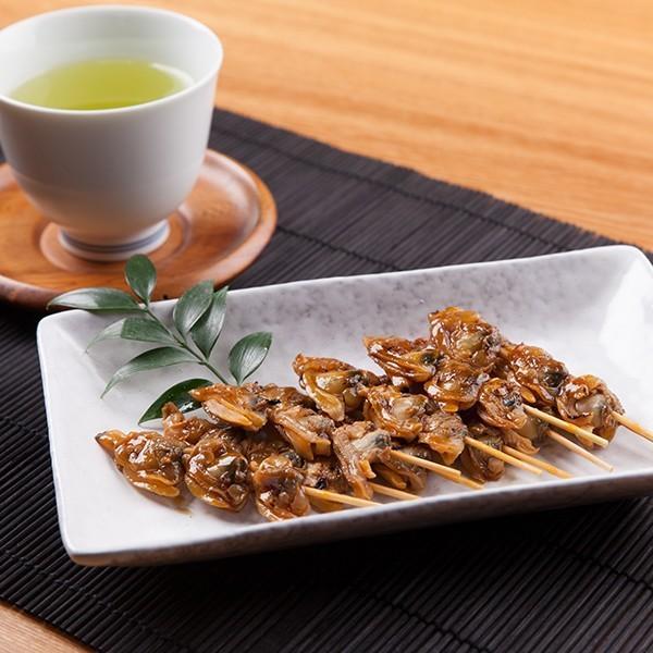 浦安の老舗 越後屋が炭火で焼く江戸前の焼き蛤と焼き浅蜊のお試しセット|chiki-gift|04