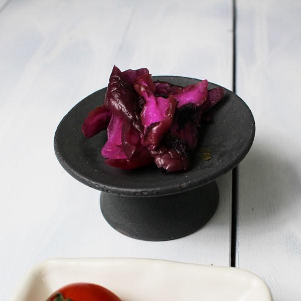 作家物の変わった漬物豆皿精進料理少量おかず付け出し料理など/商品No.16