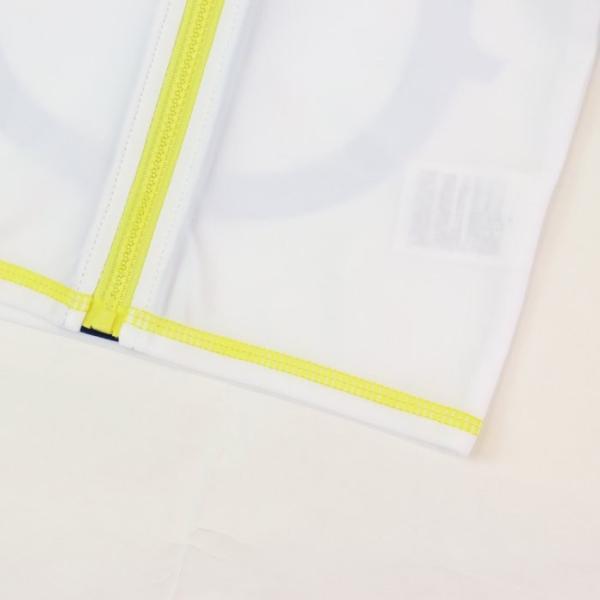 ベビー服 子供服 キッズ ラッシュガード 水着 スマイリーフェイス UVカット 紫外線対策 日焼け防止 SMILEY FACE 19夏|chil2|05