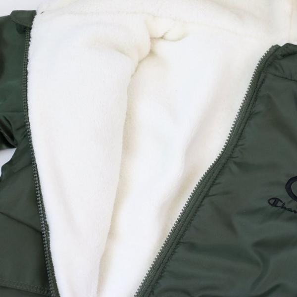 モッズコート ベビー服 子供服 チャンピオン 中綿 ロゴ 防寒 トップス 男の子 champion 19冬|chil2|09