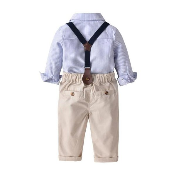1f782638bde20 ... 子供服 男の子 ベビー フォーマル スーツ ベビー服 紳士風 フォーマル 赤ちゃん 子供 男の子 キッズ 上下セット ...
