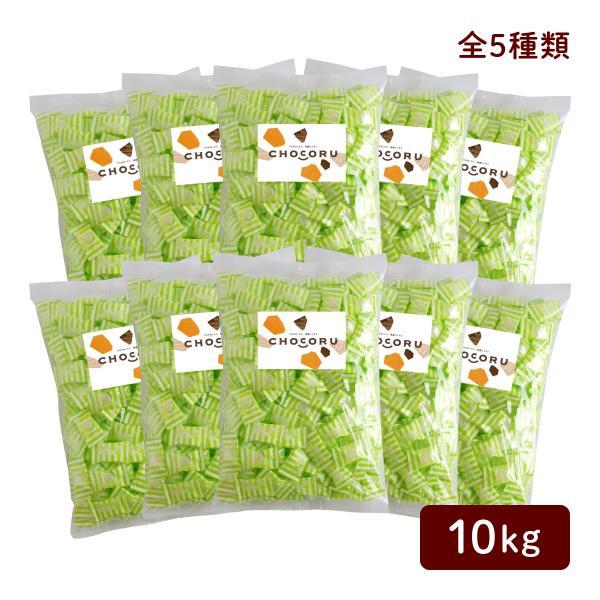 送料無料 塩飴 10kg 全5種 【 約2300粒 業務用  塩分補給 熱中症対策 】