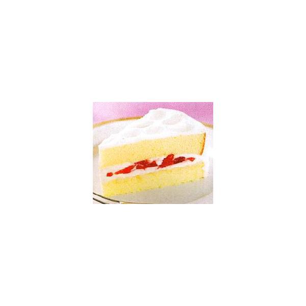★ショートケーキ 6個入 約85グラム/個 業務店・プロ御用達★冷凍ケーキ(HMY)