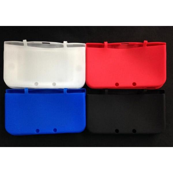 ニンテンドー New 3DS LL本体シリコンケース 汚れ、キズから保護する新着|chokuten-shop