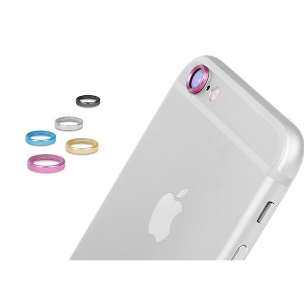 iPhone6 Plus 5.5インチ用カメラレンズ保護アルミリング/操作簡単iPhone6 Plusの出っ張ったカメラレンズを守るカメラレンズ保護|chokuten-shop|03