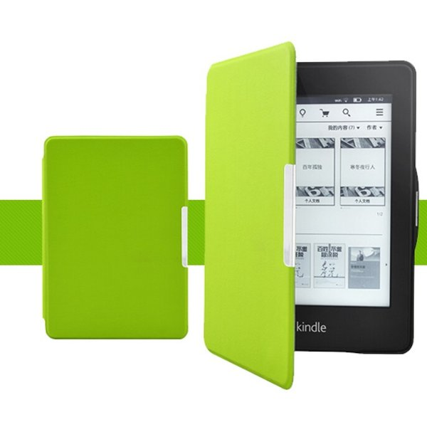 kindle Paperwhite1/2/3兼用手帳型レザーケース/電子書用カバー/手帳軽量カバー/手軽に装着/マグネット|chokuten-shop|03