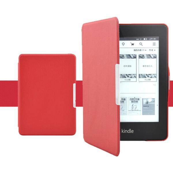 kindle Paperwhite1/2/3兼用手帳型レザーケース/電子書用カバー/手帳軽量カバー/手軽に装着/マグネット|chokuten-shop|04