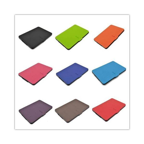 kindle Paperwhite1/2/3兼用手帳型レザーケース/電子書用カバー/Kindle Paperwhite マンガモデル対応/手軽に装着/薄型軽量両面カバー|chokuten-shop|02