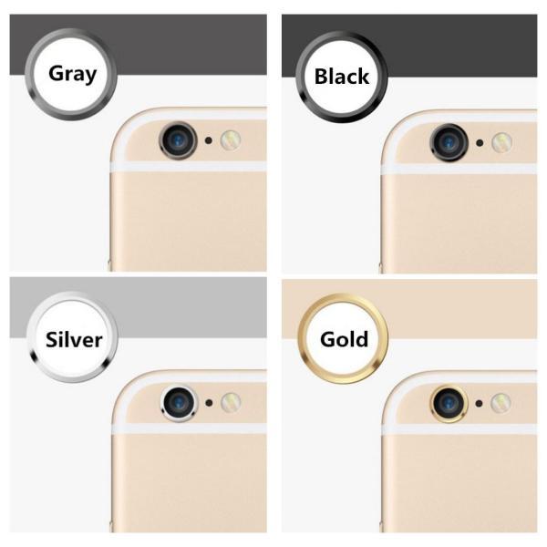 高品質iPhone6 Plus 5.5インチ用カメラレンズ保護アルミリング/操作簡単iPhone6 Plusの出っ張ったカメラレンズを守るカメラレンズ保護|chokuten-shop