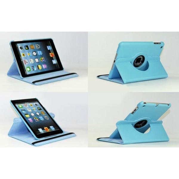 iPad mini Retina/iPad mini2/iPad mini3 対応 360度回転機能レザーケース|chokuten-shop|02