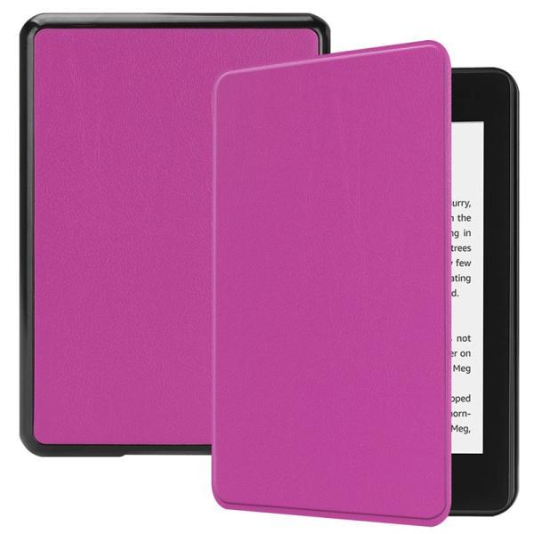 2018モデル Kindle Paperwhite4 7.0インチ用手帳型レザーケース 電子書 自動スリーブ 横開き|chokuten-shop|02