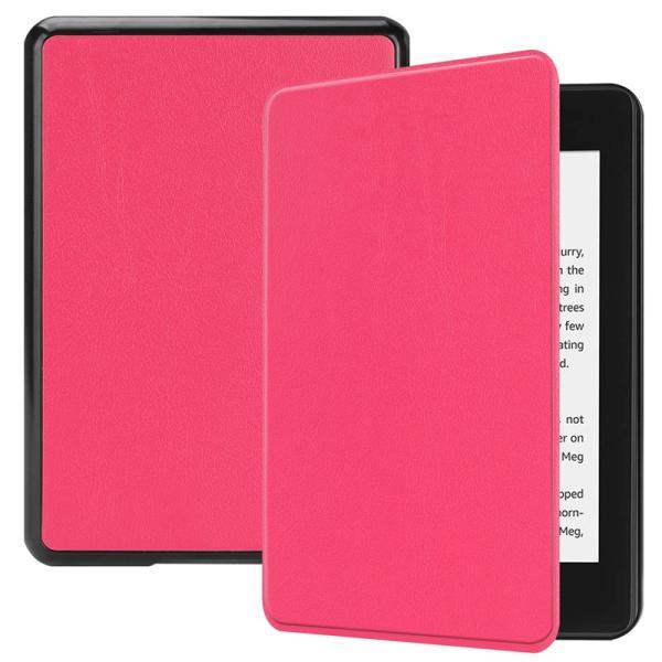 2018モデル Kindle Paperwhite4 7.0インチ用手帳型レザーケース 電子書 自動スリーブ 横開き|chokuten-shop|03