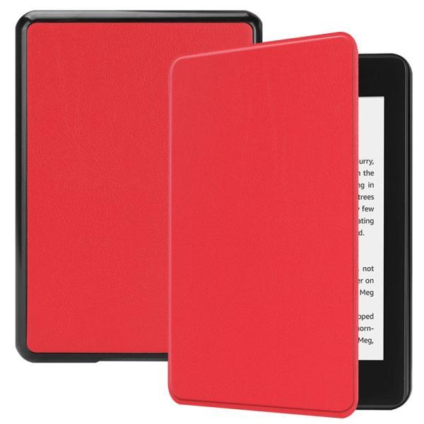 2018モデル Kindle Paperwhite4 7.0インチ用手帳型レザーケース 電子書 自動スリーブ 横開き|chokuten-shop|04