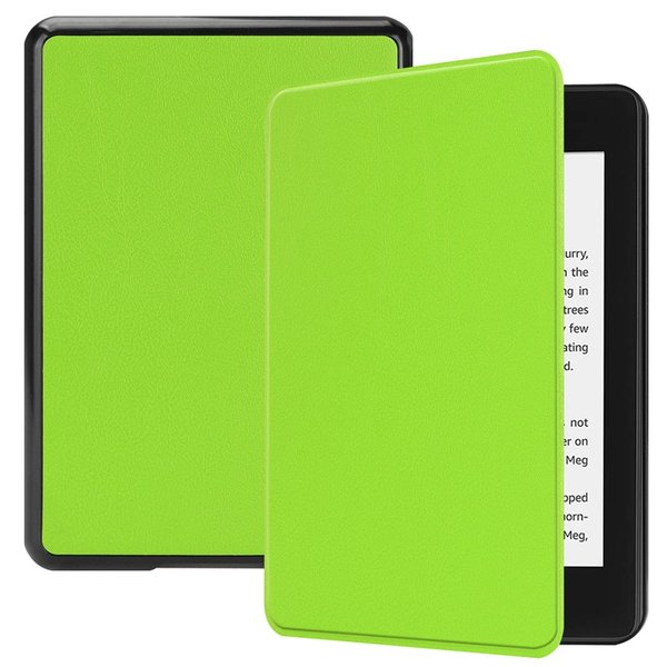 2018モデル Kindle Paperwhite4 7.0インチ用手帳型レザーケース 電子書 自動スリーブ 横開き|chokuten-shop|05