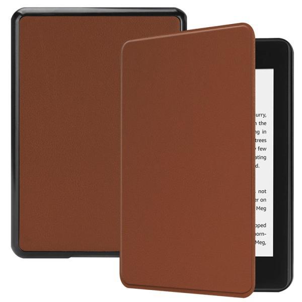 2018モデル Kindle Paperwhite4 7.0インチ用手帳型レザーケース 電子書 自動スリーブ 横開き|chokuten-shop|06