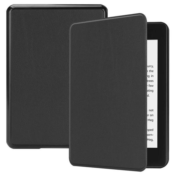2018モデル Kindle Paperwhite4 7.0インチ用手帳型レザーケース 電子書 自動スリーブ 横開き|chokuten-shop|09