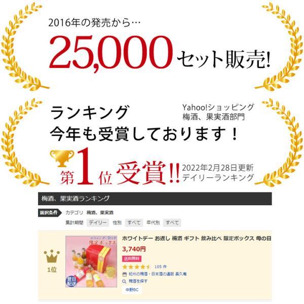 梅酒 プレゼント お酒 飲み比べ  送料無料 chokyuan 03