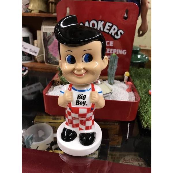 ビッグボーイ ボビングヘッド ドール BIGBOY BOBBING HEAD 首振り人形|choppers