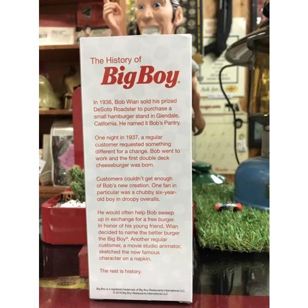 ビッグボーイ ボビングヘッド ドール BIGBOY BOBBING HEAD 首振り人形|choppers|05