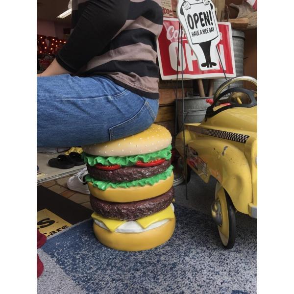 ハンバーガー スツール バーガー Stool Hamburger 椅子|choppers|02