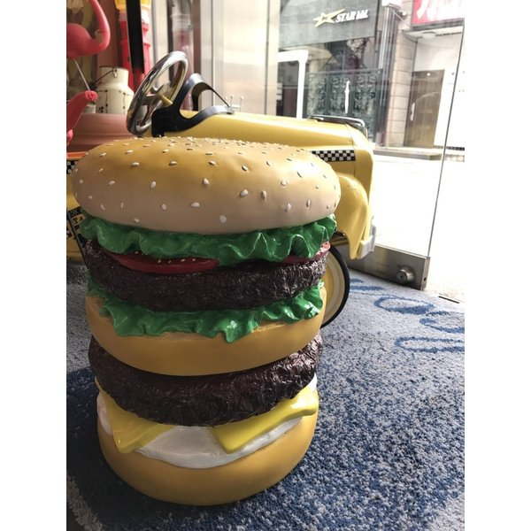 ハンバーガー スツール バーガー Stool Hamburger 椅子|choppers|05