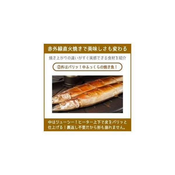 ザイグル 煙の出ない焼肉 ホットプレート 無煙赤外線 ロースター JAPAN-ZAIGLE choro 09