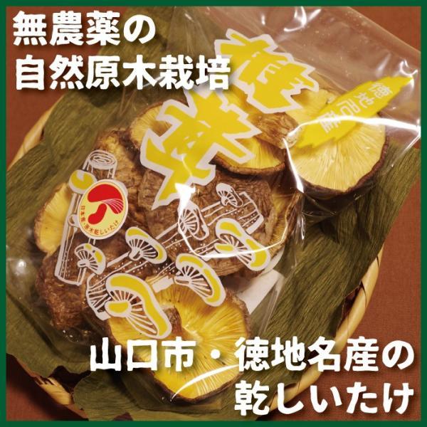 山口県産の椎茸 乾しいたけ 山口県産 徳地産|choshuen-y