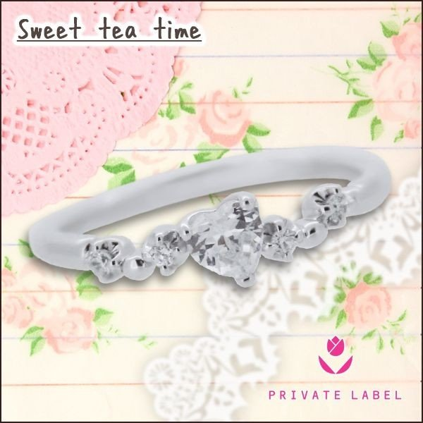 プライベートレーベル Private Label 指輪 レディース フェイバリット シルバー ジュエリー アクセサリー リング