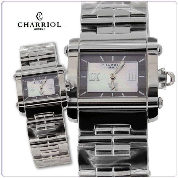 シャリオール 腕時計 レディース CHARRIOL 時計 ACTOR アクター クォーツ ウオッチ 正規品 送料無料