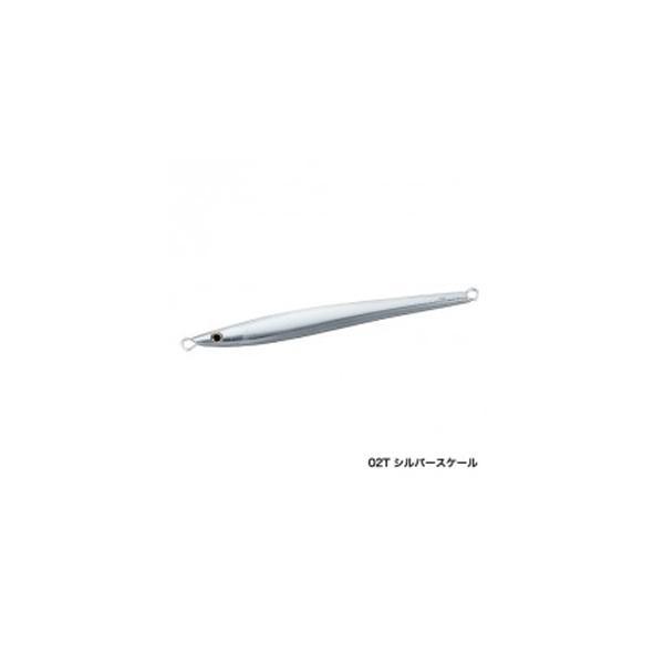 ≪'16年3月新商品!≫ シマノ オシア スティンガーバタフライ キングスラッシャー JT-324P 240g/215mm 02T シルバースケール 【4個セット】