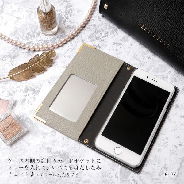 LG lgk50 Q Stylus LGV36 スマホケース 手帳型 ケース l03k L-01L エルジー レザー調 おしゃれ スマホカバー カバー simフリー|choupet|10