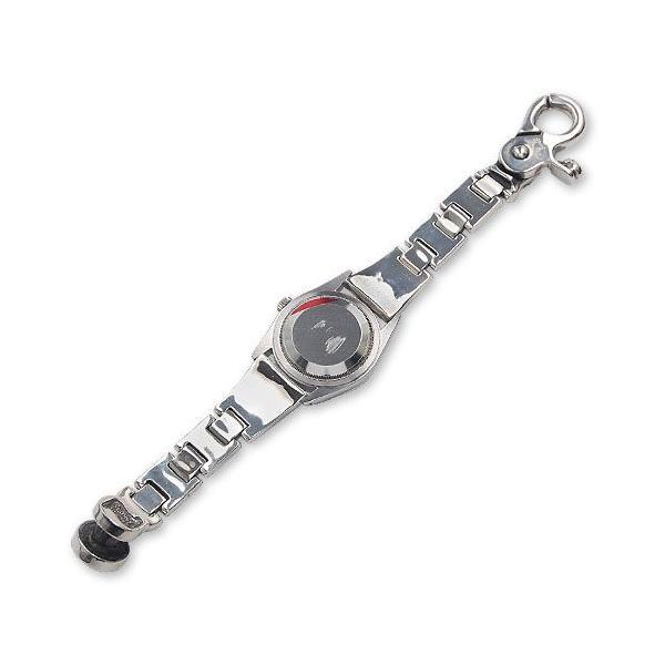 STANLEY GUESS(スタンリーゲス):Plain H-Link/Skull Connectors Logo Watch Band(プレーンH-リンク/スカルコネクターロゴウォッチバンド)