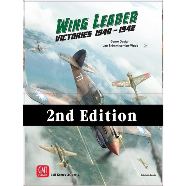 Wing Leader: Victories 1940-1942, 2nd Ed.|chronogame