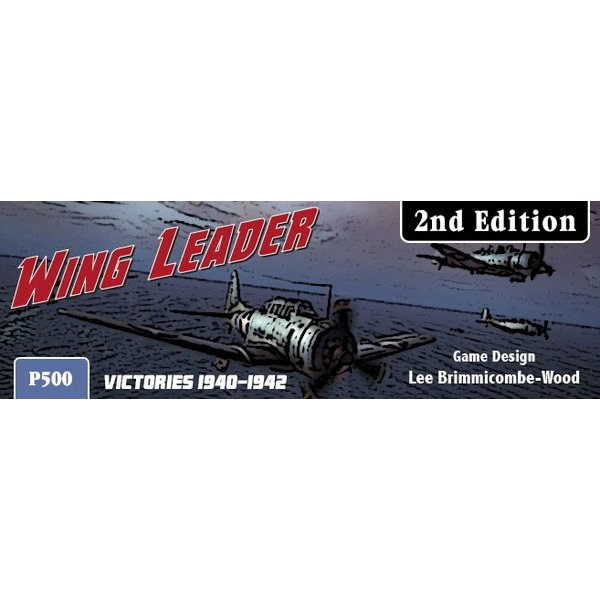 Wing Leader: Victories 1940-1942, 2nd Ed.|chronogame|03