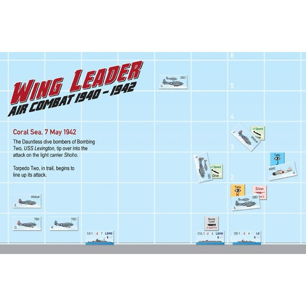 Wing Leader: Victories 1940-1942, 2nd Ed.|chronogame|05