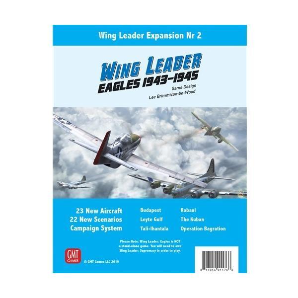 Wing Leader: Eagles |chronogame