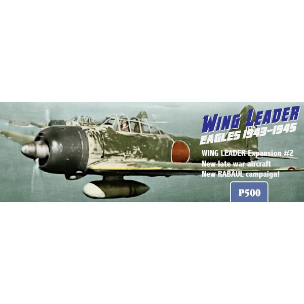 Wing Leader: Eagles |chronogame|03