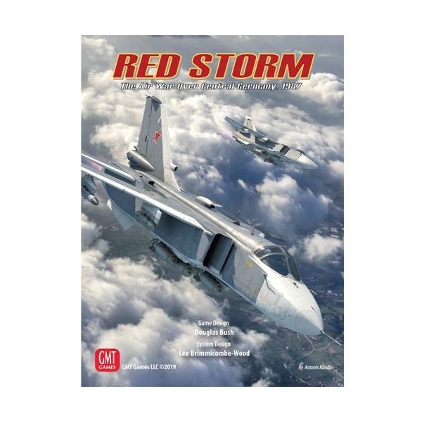 Red Storm|chronogame