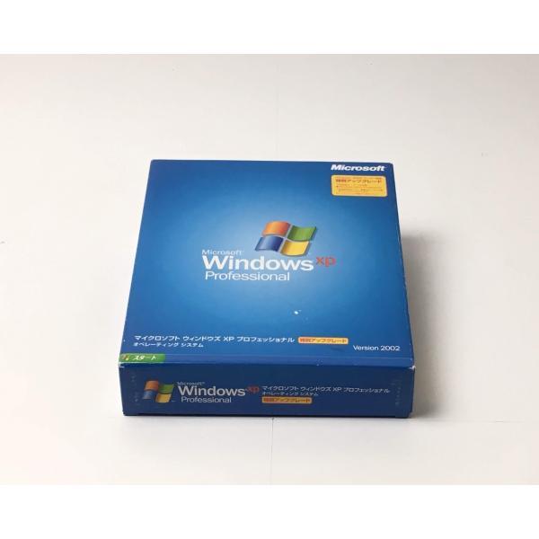 中古)Microsoft Windows XP Professional Windows 2000ユーザー限定特別