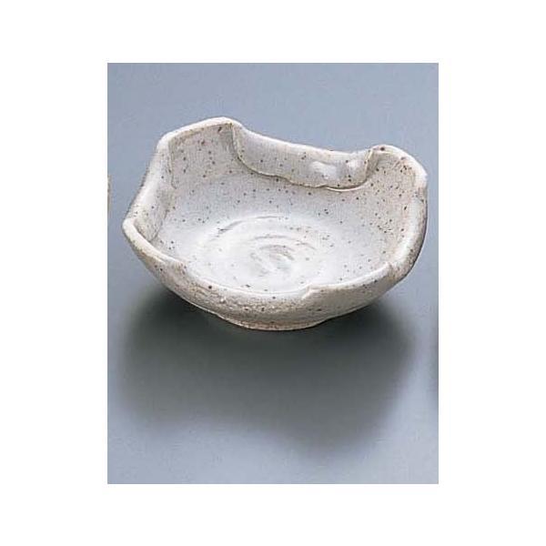石焼白折り込灰皿T03-72(8-1963-1501)