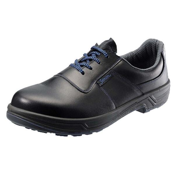 安全靴 シモン 8511 黒 25.5cm ebm-p2127-6