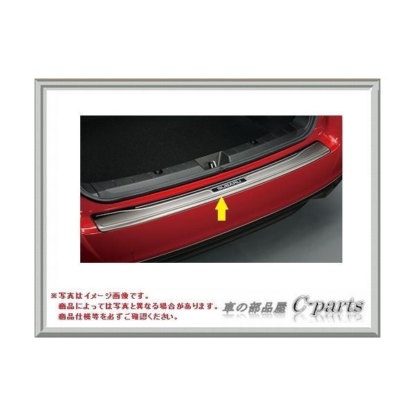 SUBARU IMPREZA SPORT スバル インプレッサスポーツ【GT6 GT7】 カーゴステップパネル(ステンレス)[E7717FL000]