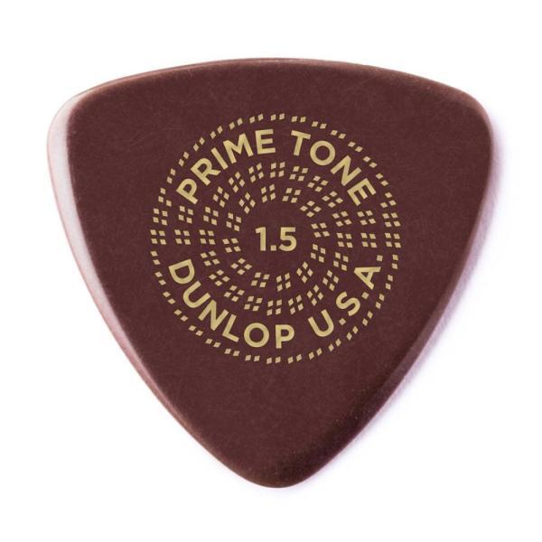 JIM DUNLOP Primetone Sculpted Plectra Small Triangle 517P 1.5mm ギターピック×3枚入り