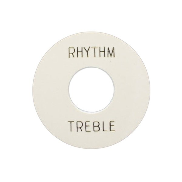 Montreux 59 LP creme toggle plate plain Time Machine Collection No.401|chuya-online