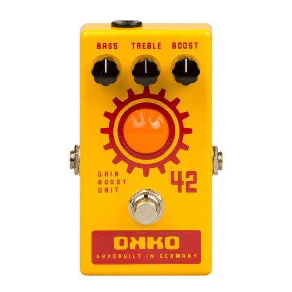 OKKO 42 ブースター エフェクター|chuya-online