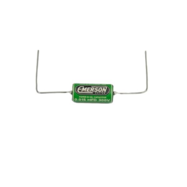 Emerson Custom PAPER IN OIL TONE CAPACITORS 0.015uF/300V コンデンサ ギターパーツ|chuya-online