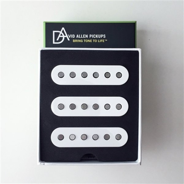 D.Allen Pickups 69 VOODOO's WHITE set ピックアップ|chuya-online