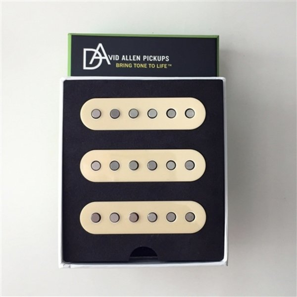 D.Allen Pickups TEXAS FLOOD CREAM set ピックアップ|chuya-online